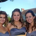 Carly, Stephanie and Jenni