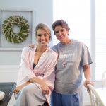 Jen Steadman and Mom