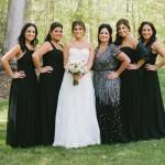 Maria and bridesmaids – PHOTOGRAPHY BY Maria vicencio
