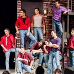 Liberty High School west side story - photography by Mort Shuman