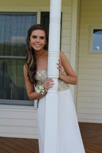 Amber prom 2