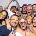 Jen Steadman and bridesmaids
