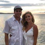 Lauren Craig honeymoon 1