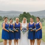 Kimberly Mabry and bridesmaids - Spence Photography
