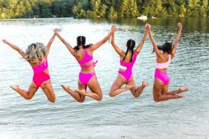 Lake Spray Tan Shoot
